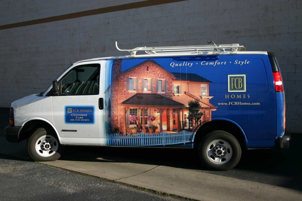 Vehicle Wraps Signco Our Signage Products