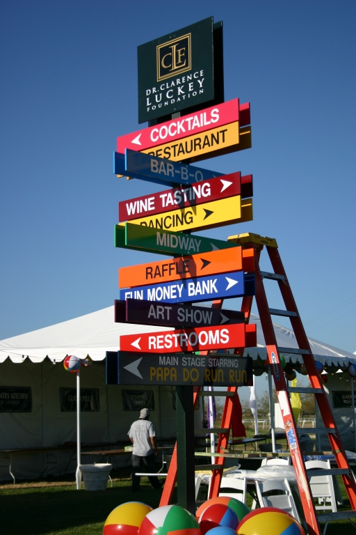 Directional Signs Signco Our Signage Products